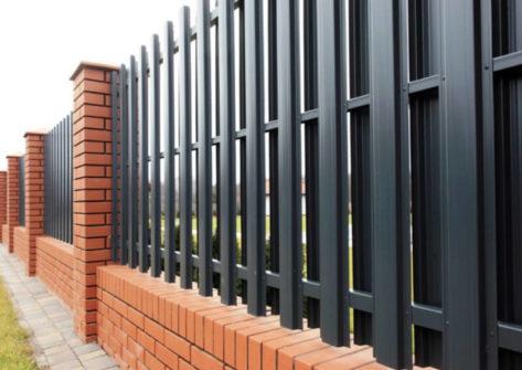 забор из евроштакетника цена в Сочи